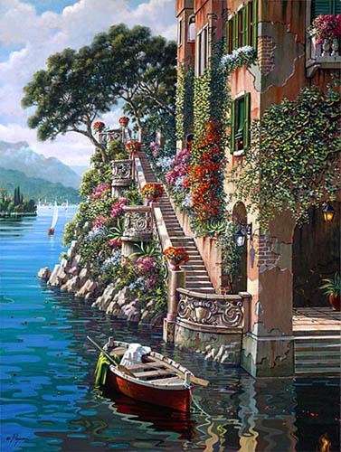 Bob Pejman: Lake Como Villa