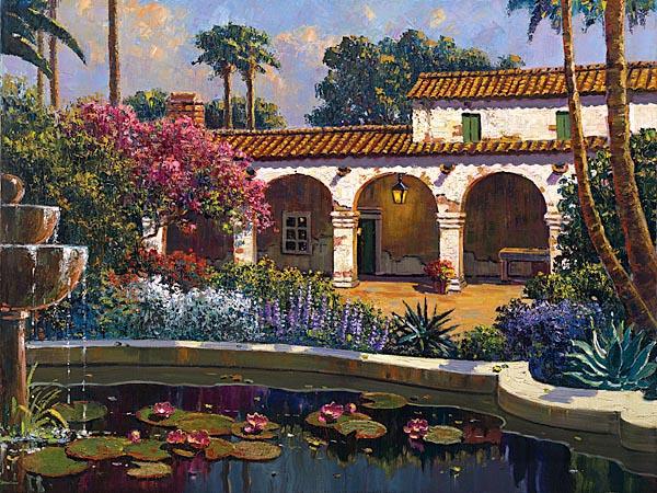Bob Pejman's Giverny Pond