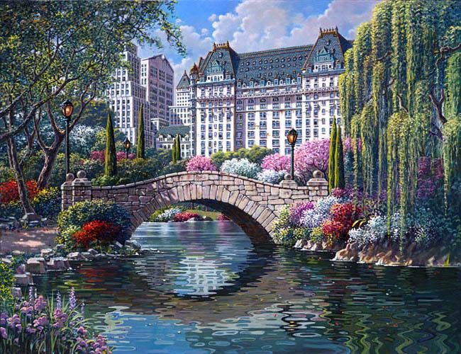 Bob Pejman: Springtime in New York